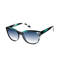 Relativity® Oversized Square Sunglasses