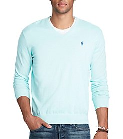 Polo Ralph Lauren® Men's Long Sleeve Featherweight Sweater