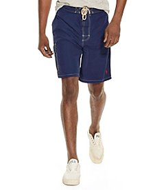 Polo Ralph Lauren® Men's Hawaiian Boxer Swim Trunks