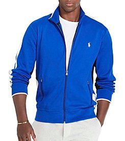 Polo Ralph Lauren® Men's Long Sleeve Mock Neck Track Jacket