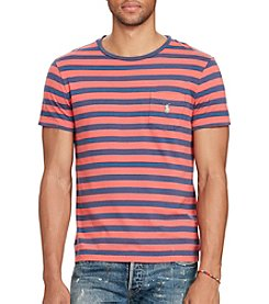 Polo Ralph Lauren® Men's Jersey Pocket Striped Tee