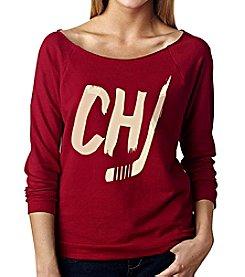 Chitown Clothing Chi-Town Hockey Ragland Tee