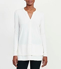 Lauren Ralph Lauren® Layered Top