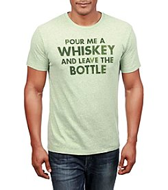 Lucky Brand® Men's Pour A Whiskey Short Sleeve Tee