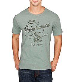 Lucky Brand® Men's Palm Canyon Graphic Tee