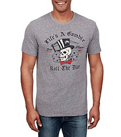 Lucky Brand® Men's Life's A Gamble Graphic Tee