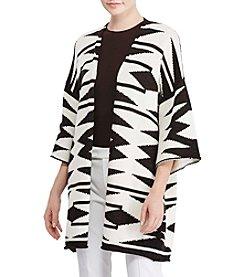 Lauren Ralph Lauren® Geometric Kimono