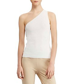 Lauren Ralph Lauren® One Shoulder Sweater