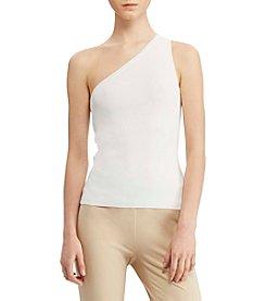 Lauren Ralph Lauren® One Shoulder Sweater
