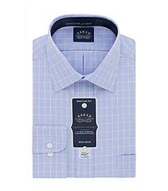 Eagle® Men's Big & Tall Long Sleeve Plaid Dress Shirt