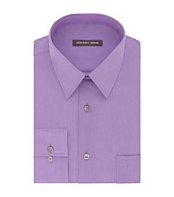 Geoffrey Beene® Men's Big & Tall Long Sleeve Tonal Stripe Dress Shirt