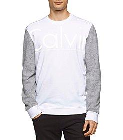 Calvin Klein Jeans Men's Calvin Crewneck Sweatshirt
