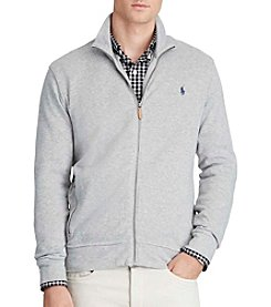 Polo Ralph Lauren® Men's Long Sleeve Full Zip Knit Sweater