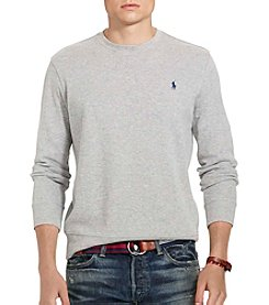 Polo Ralph Lauren® Men's Long Sleeve Stretch Knit Shirt