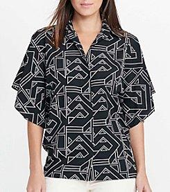 Lauren Ralph Lauren® Over-Sized Shirt