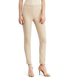 Lauren Ralph Lauren® Skinny Twill Pants