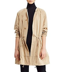 Lauren Ralph Lauren® Light Spring Trench Jacket