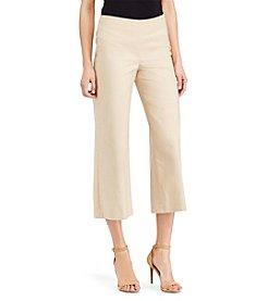 Lauren Ralph Lauren® Wide Leg Pants