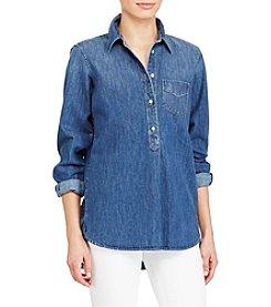 Lauren Ralph Lauren® Classic Denim Shirt