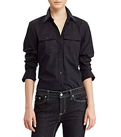 Lauren Ralph Lauren® Broadcloth Shirt