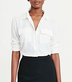 Lauren Ralph Lauren® Button-Down Workshirt