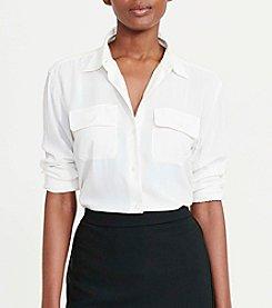 Lauren Ralph Lauren® Button-Down Workshirt