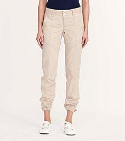 Lauren Ralph Lauren® Twill Cargo Pants
