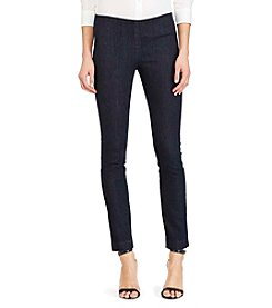 Lauren Ralph Lauren® Stretch Denim Skinny Pants