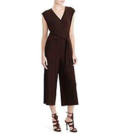 Lauren Ralph Lauren® Jersey Wide-Leg Jumpsuit