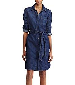 Lauren Ralph Lauren® Denim Shirtdress
