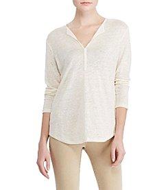 Lauren Ralph Lauren® Whipstitched Tunic