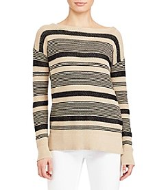 Lauren Ralph Lauren® Striped Sweater