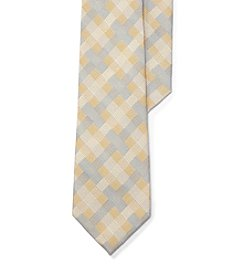 Lauren Ralph Lauren Windowpane Tie