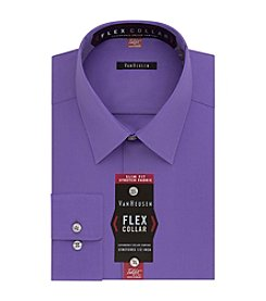 Van Heusen® Men's Flex Collar with Tek Fit Slim Fit Dress Shirt