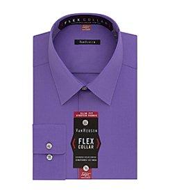 Van Heusen® Men's Flex Collar with Tek Fit Slim Fit Dress Shirt