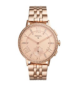 Fossil® Women's 41mm Gazer Hybrid Smartwatch