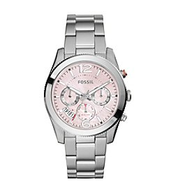 Fossil® Women's Perfect Boyfriend Multifunction Watch