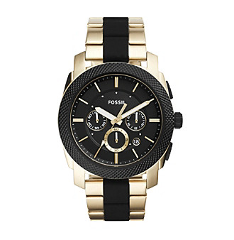 Fossil® Men's Machine Chronograph Watch