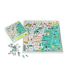HANmade Milwaukee Jigsaw Puzzle