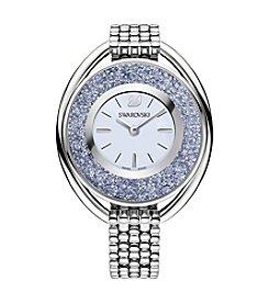Swarovski® Crystalline Oval Watch
