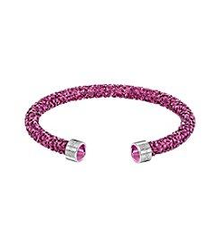 Swarovski® Crystaldust Cuff Bracelet