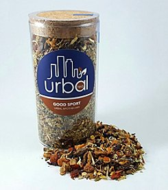 Urbal Tea Good Sport Tea Jar