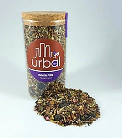 Urbal Tea Inner Fire Tea Jar
