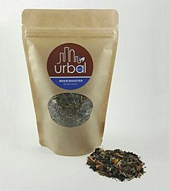 Urbal Tea Brain Booster Loose Leaf Tea