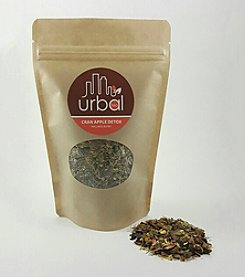 Urbal Tea Cran Apple Detox Loose Leaf Tea