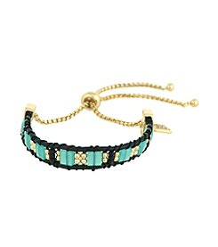 Laundry® Bead Wrap Slider Bracelet