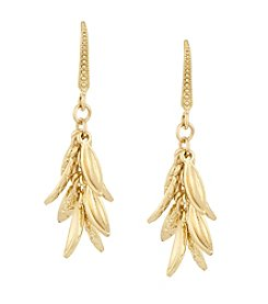 Laundry® Cluster Petal Drop Earring