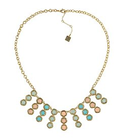Laundry® Linear Color Bib Necklace