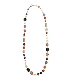 Erica Lyons ® Cool Long Strand Necklace