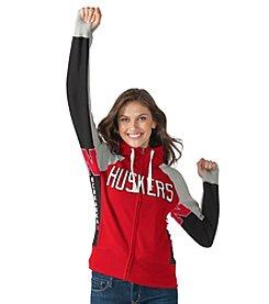 G III NCAA® Nebraska Cornhuskers Women's Field Hoodie